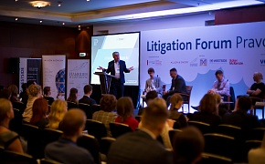 Managing partner of Westside Law Firm - Sergey Vodolagin - took part as a speaker in Litigation Forum 2019, that was held on November 12